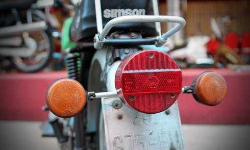Ngắm nhìn Simson S51 một thời vang bóng Việt Nam - ảnh 10