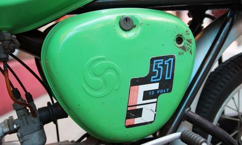 Ngắm nhìn Simson S51 một thời vang bóng Việt Nam - ảnh 15