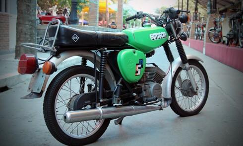 Ngắm nhìn Simson S51 một thời vang bóng Việt Nam - ảnh 1