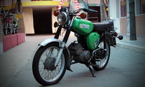 Ngắm nhìn Simson S51 một thời vang bóng Việt Nam - ảnh 2