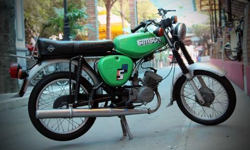Ngắm nhìn Simson S51 một thời vang bóng Việt Nam - ảnh 3