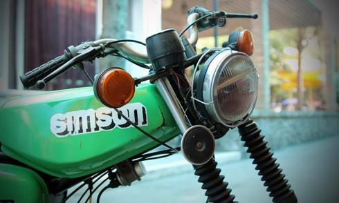 Ngắm nhìn Simson S51 một thời vang bóng Việt Nam - ảnh 5