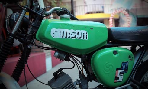 Ngắm nhìn Simson S51 một thời vang bóng Việt Nam - ảnh 6