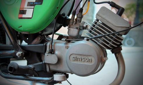 Ngắm nhìn Simson S51 một thời vang bóng Việt Nam - ảnh 7
