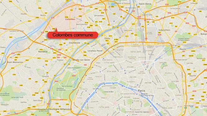 Tay súng điên bắt cóc con tin ở bưu điện gần Paris - ảnh 6