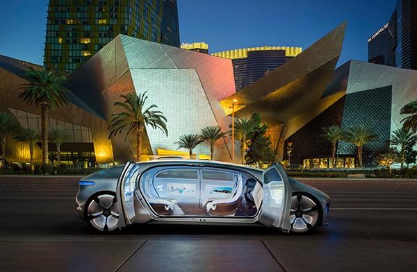 'Nhà nghỉ tự hành' siêu độc của Mercedes - ảnh 2