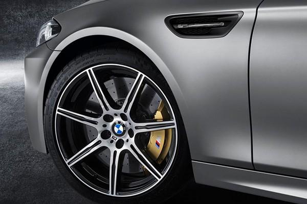Tỷ phú Mỹ chi 700.000 USD mua BMW M5 bản đặc biệt - ảnh 1