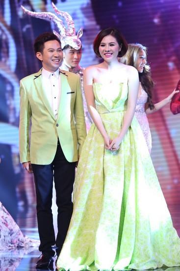 Hà Duy - Hoàng Yến chiến thắng 'Cặp đôi hoàn hảo 2014' - ảnh 1