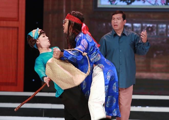 Vân Dung - Quang Thắng khát con trai - ảnh 1