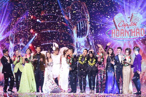 Hà Duy - Hoàng Yến chiến thắng 'Cặp đôi hoàn hảo 2014' - ảnh 2