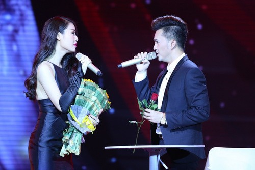 Hà Duy - Hoàng Yến chiến thắng 'Cặp đôi hoàn hảo 2014' - ảnh 4