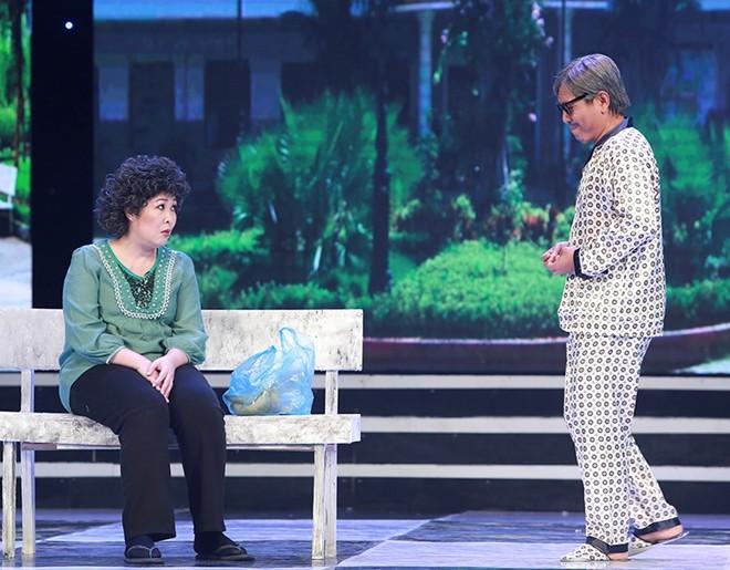 Vân Dung - Quang Thắng khát con trai - ảnh 4