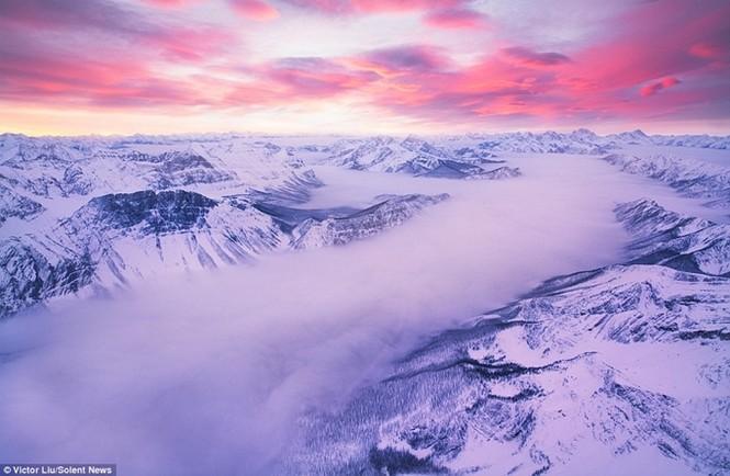 Dòng sông mây kỳ ảo ở 'vương quốc ma thuật' - ảnh 4