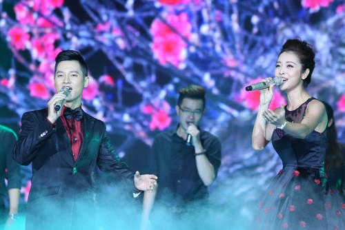 Hà Duy - Hoàng Yến chiến thắng 'Cặp đôi hoàn hảo 2014' - ảnh 6