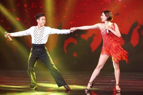 Hà Duy - Hoàng Yến chiến thắng 'Cặp đôi hoàn hảo 2014' - ảnh 7