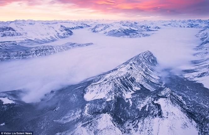 Dòng sông mây kỳ ảo ở 'vương quốc ma thuật' - ảnh 7