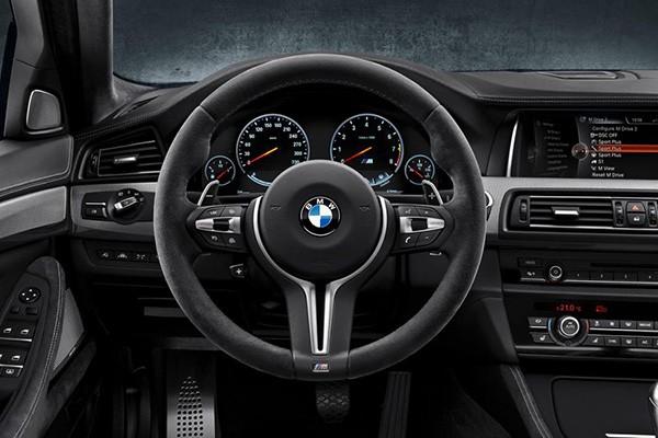 Tỷ phú Mỹ chi 700.000 USD mua BMW M5 bản đặc biệt - ảnh 8