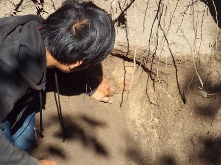 Hố chôn người tập thể được phát hiện như thế nào? - ảnh 2