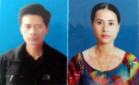 Cặp vợ chồng chuyên giả con dấu, chữ ký lãnh đạo UBND - ảnh 1