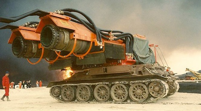 Những mẫu xe cứu hỏa kỳ dị nhất hành tinh - ảnh 4