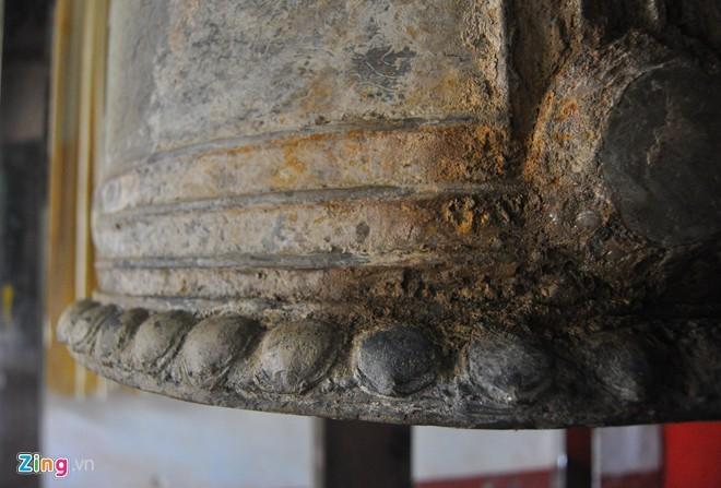 Phát lộ chuông cổ khắc voi chiến, rồng phục độc đáo - ảnh 4