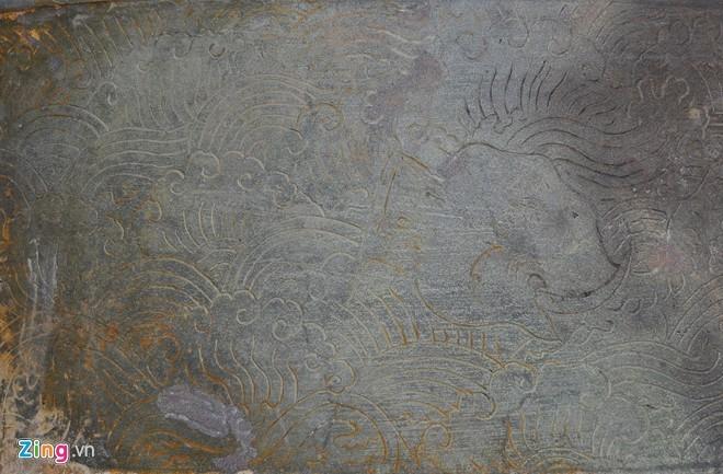 Phát lộ chuông cổ khắc voi chiến, rồng phục độc đáo - ảnh 5