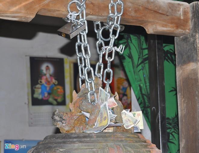 Phát lộ chuông cổ khắc voi chiến, rồng phục độc đáo - ảnh 7