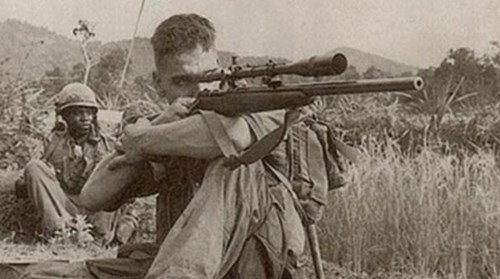 Ba xạ thủ bắn tỉa cừ khôi bậc nhất lịch sử TG - ảnh 2