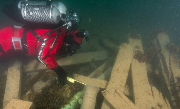 Cận cảnh xác tàu thám hiểm Bắc Cực mất tích năm 1845 - ảnh 3