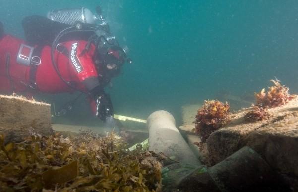 Cận cảnh xác tàu thám hiểm Bắc Cực mất tích năm 1845 - ảnh 4