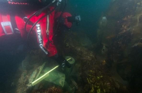 Cận cảnh xác tàu thám hiểm Bắc Cực mất tích năm 1845 - ảnh 5