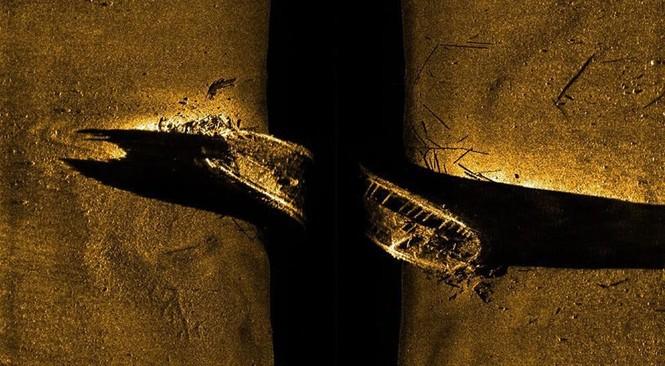 Cận cảnh xác tàu thám hiểm Bắc Cực mất tích năm 1845 - ảnh 7