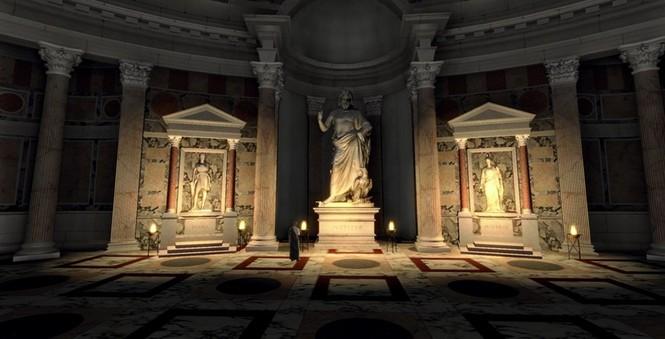 Ngôi đền 2.000 tuổi của đế chế La Mã có gì đặc biệt? - ảnh 7