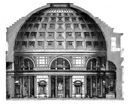 Ngôi đền 2.000 tuổi của đế chế La Mã có gì đặc biệt? - ảnh 8