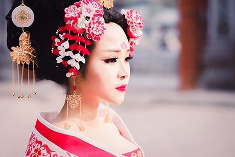Bộ cosplay phim Võ Tắc Thiên cực chất của thiếu nữ Việt - ảnh 9