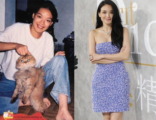 Thời thiếu nữ của mỹ nhân gốc Hoa - ảnh 9