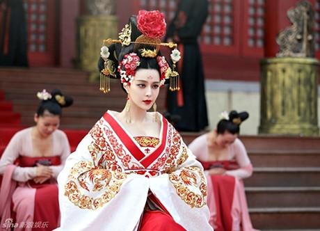 Bộ cosplay phim Võ Tắc Thiên cực chất của thiếu nữ Việt - ảnh 1