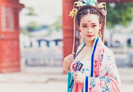 Bộ cosplay phim Võ Tắc Thiên cực chất của thiếu nữ Việt - ảnh 3