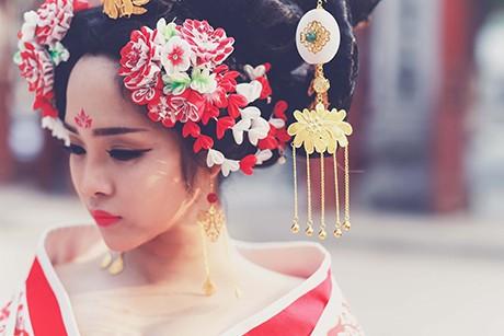 Bộ cosplay phim Võ Tắc Thiên cực chất của thiếu nữ Việt - ảnh 8