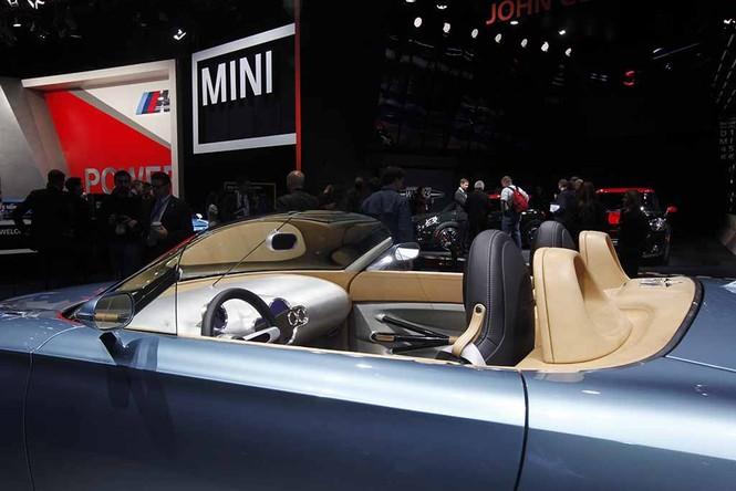Lóa mắt với mẫu xe MINI Superleggera Vision - ảnh 2