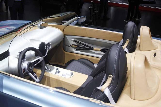 Lóa mắt với mẫu xe MINI Superleggera Vision - ảnh 3