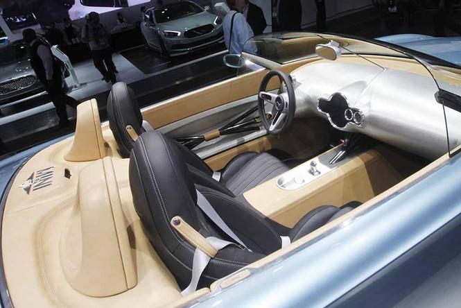 Lóa mắt với mẫu xe MINI Superleggera Vision - ảnh 4