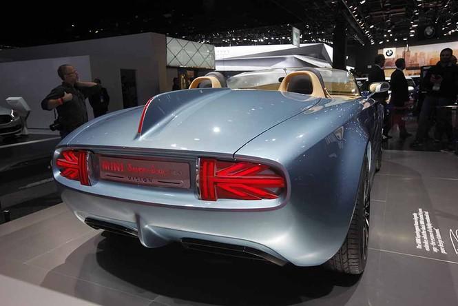 Lóa mắt với mẫu xe MINI Superleggera Vision - ảnh 6