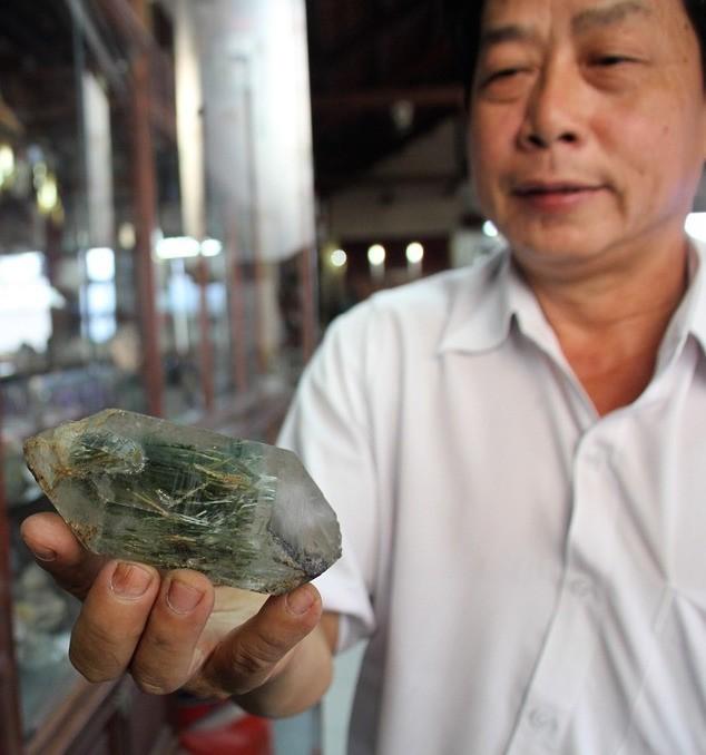 Bộ sưu tập đá tiền tỷ của đại gia Đồng Nai - ảnh 10
