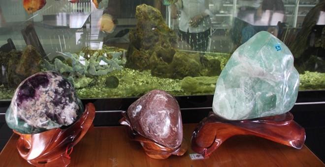 Bộ sưu tập đá tiền tỷ của đại gia Đồng Nai - ảnh 2