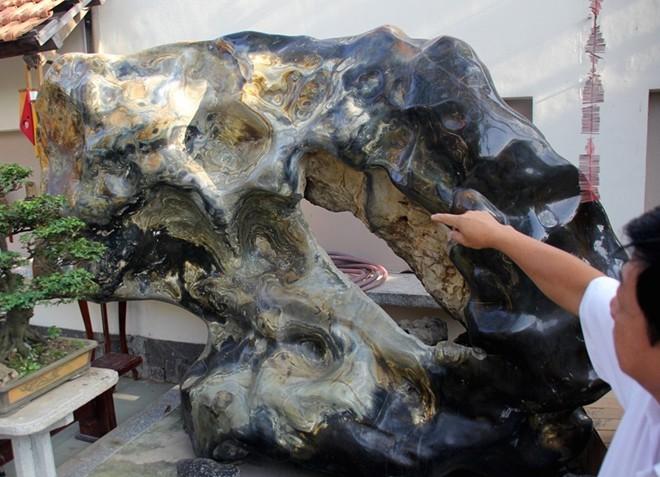 Bộ sưu tập đá tiền tỷ của đại gia Đồng Nai - ảnh 4