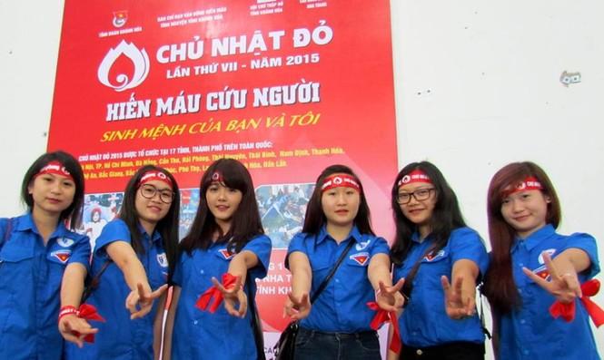 Chủ nhật Đỏ Khánh Hòa tiếp nhận 364 đơn vị máu - ảnh 4