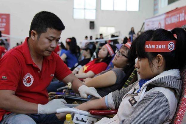 Chủ nhật Đỏ Khánh Hòa tiếp nhận 364 đơn vị máu - ảnh 5