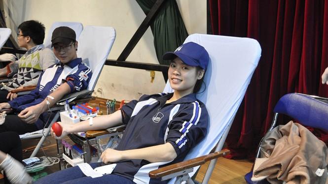 Phó Chủ tịch chuyên trách Ủy ban An toàn giao thông QG hiến máu - ảnh 3