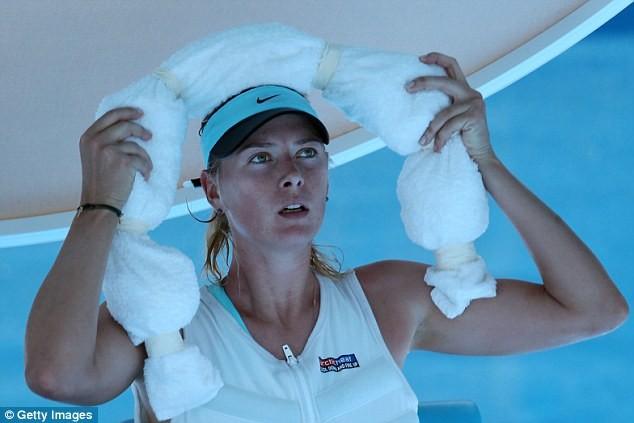 Cổ động viên kiện ban tổ chức giải Australian Open vì... quá nóng - ảnh 2